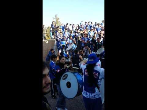 """""""La banda del expreso(previa) vs banfield 2014"""" Barra: La Banda del Expreso • Club: Godoy Cruz"""
