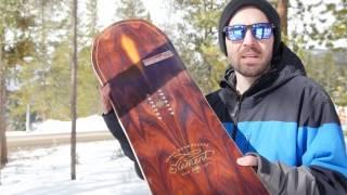 Arbor Element Snowboard Review