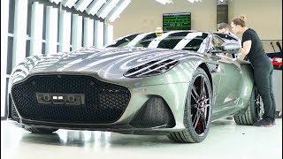 Aston Martin DB11 and DBS Production