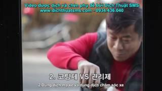 Video quảng cáo dung dịch mạ Pavise - Dịch Hàn-Việt và làm phụ đề
