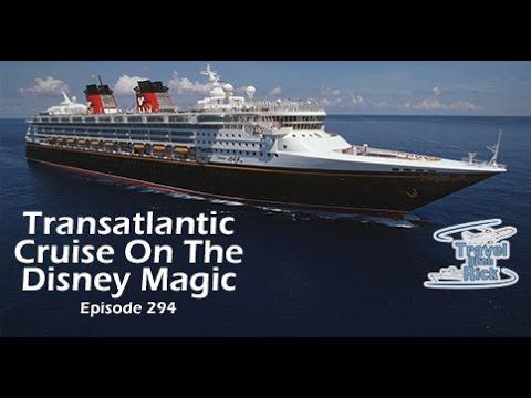 Transatlantic Cruise On The Disney Magic