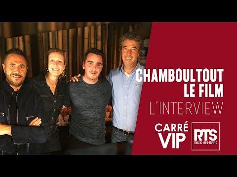 Chamboultout, Rencontre avec Alexandra Lamy, José Garcia et Eric Lavaine