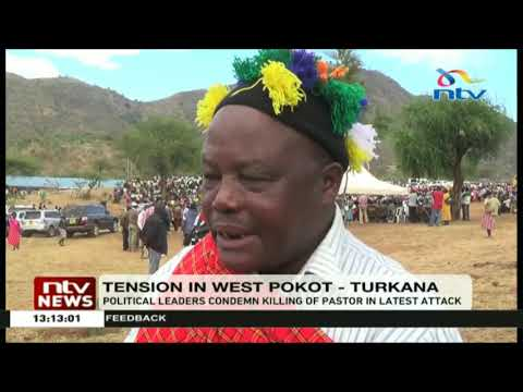 Pokot South MP David Pkosing urges leaders against inciting constituents