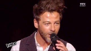 Christophe Maé & Slimane - Ça fait mal - The Voice