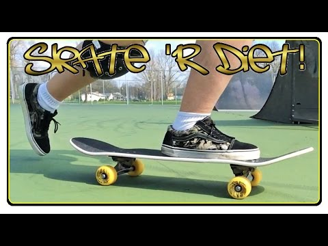 SKATERS and HATERS ! - Skating Dogwood Park in Canton Ohio