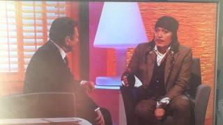 Adam Ant on The Alan Titchmarsh Show part 1/4