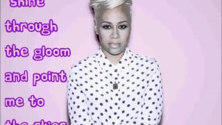 Emeli Sandé - Abide With Me [Lyrics]