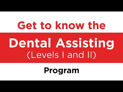 Fanshawe's Dental Assisting Program - YouTube