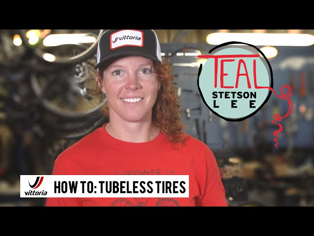 Setting up a Tubeless Tire