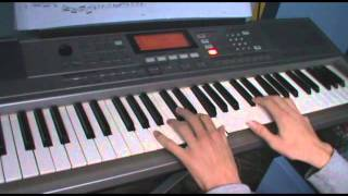 From The Cradle to Enslave (Cradle of Filth keyboard cover)