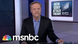 Was Sony Attack An Inside Job? | msnbc thumbnail