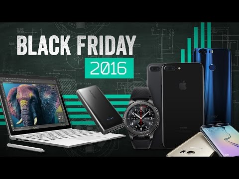 Black Friday Tech Deals 2016