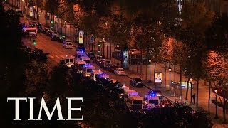 Police Officer Killed, Another Injured In Shooting On Paris