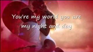 Patrizio Buanne - You're My World  (With Lyrics)