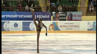 Evgenia MEDVEDEVA 2012 LP Russian Nationals