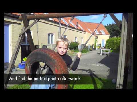 Fast Burst Camera Video
