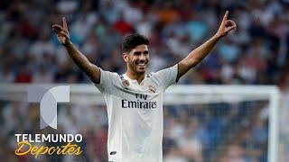 Marco Asensio inicia con el pie derecho su relación con el VAR | La Liga | Telemundo Deportes