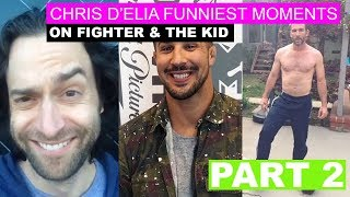 Gambar cover Chris D'Elia Funniest Moments on Fighter & The Kid Part 2