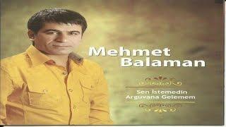 Mehmet Balaman - Ayrılığın Vaktimiydi