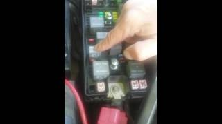 05 ford freestar /monterrey fix to all elictrical problems.