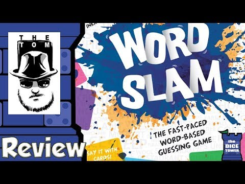 Word Slam Review - with Tom Vasel