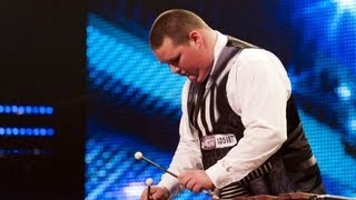 Ashley Elliott - Britain's Got Talent 2012 audition - International  version