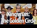 Download Youtube: Everything Wrong With Kingsman: The Golden Circle