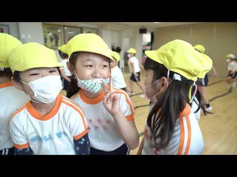明昭第二幼稚園 体操のじかん(年長)