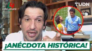 EXCLUSIVA: ¡'Kikín' revela qué le dijo a Oswaldo Sánchez en aquella final del 2004! | TUDN