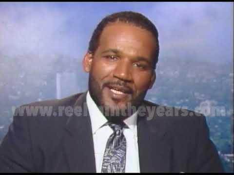 """Thomas """"Hollywood"""" Henderson (NFL)- Interview (Addiction) 1988 [Reelin' In The Years Archive]"""