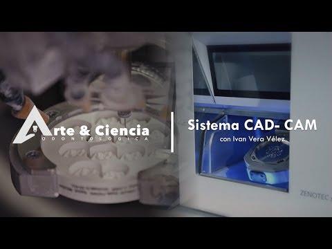 Sistema CAD CAM | Dr. Ivan Vera Vélez