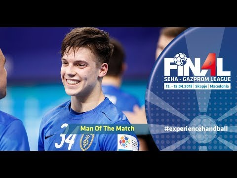 Final 4: Man of the match - Domen Makuc (Meshkov Brest vs Celje PL)