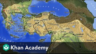Alexander The Great Conquers Persia | World History | Khan Academy
