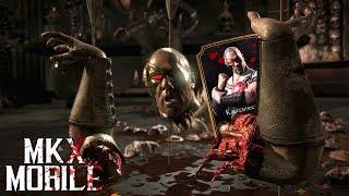 СДЕЛАЛ ФАТАЛИТИ В ИСПЫТАНИЕ КАНО КЛАССИЧЕСКИЙ • Mortal Kombat X Mobile