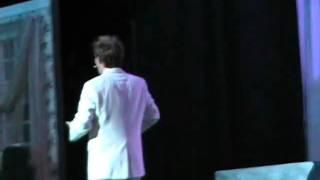 Clay Aiken - Sleigh Ride - Atlanta 12-17-05