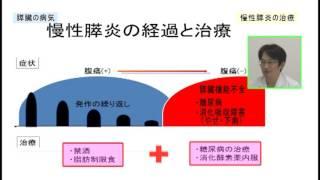 【膵臓】信大病院TV待合室~VOL.10 膵臓(すいぞう)の病気