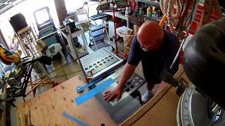 How to cut Plexiglass on aTable Saw