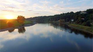Earth Meditation - long shots - 4K UHD DJI Inspire X3 Drone FPV - Binaural Music