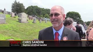 Marlborough Lays to Rest Local Veteran Alfred Sandini