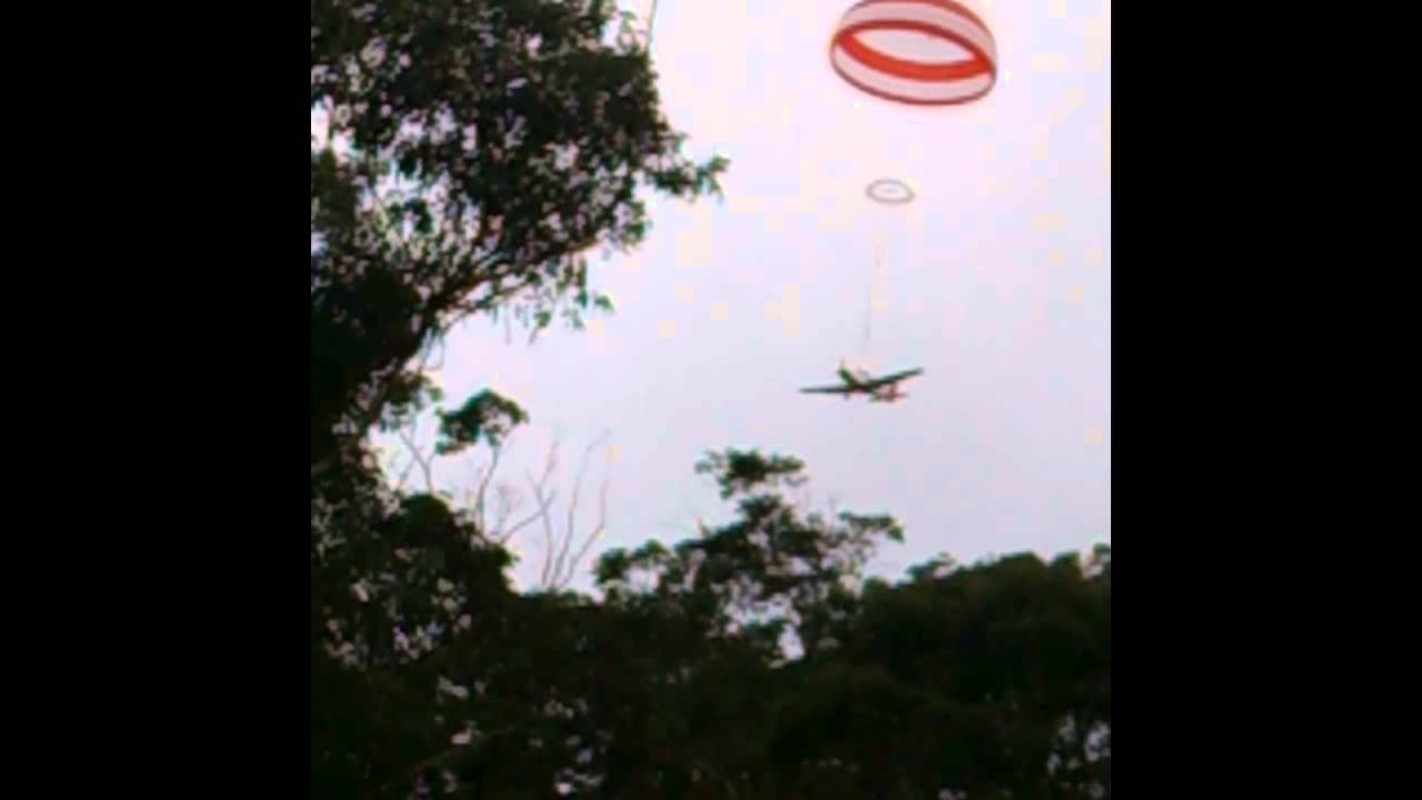 Blue Mountains' Plane Crash Caught On Video, Saved By Giant Parachute