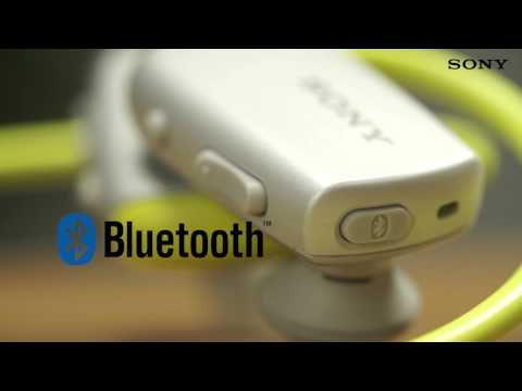 Reproductor MP3 resistente al agua Walkman WS-610