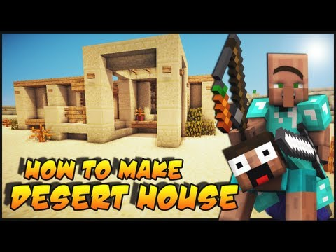 Minecraft Walkthrough Lets Build HD Small House 16x16 Lot
