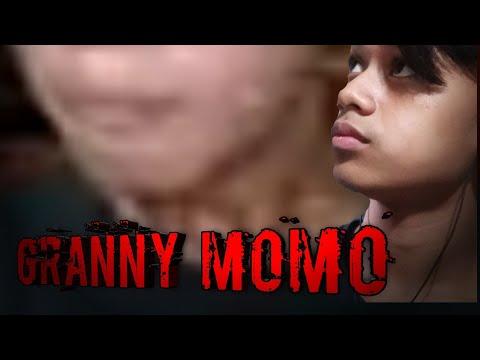 Granny mama (momo) wag mokung hampasin sa pwet