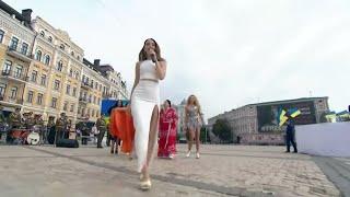 """MONATIK, Тина Кароль, """"Время и стекло"""", Полякова, Потап - праздничный концерт на День Независимости"""