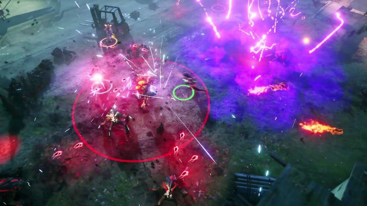Annunciata la data di pubblicazione di Alienation, ecco il nuovo trailer