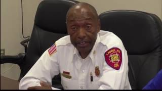 EXCLUSIVE: JCVFD and LFD discuss assistance protocol after Mother's Day fire, LFD on 'lunch