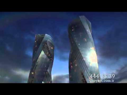 Dap Burgu Kule Videosu