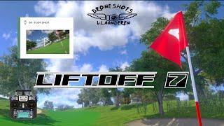 LIFTOFF #7 FLOP SHOT   DRONESHOTS_VLAANDEREN