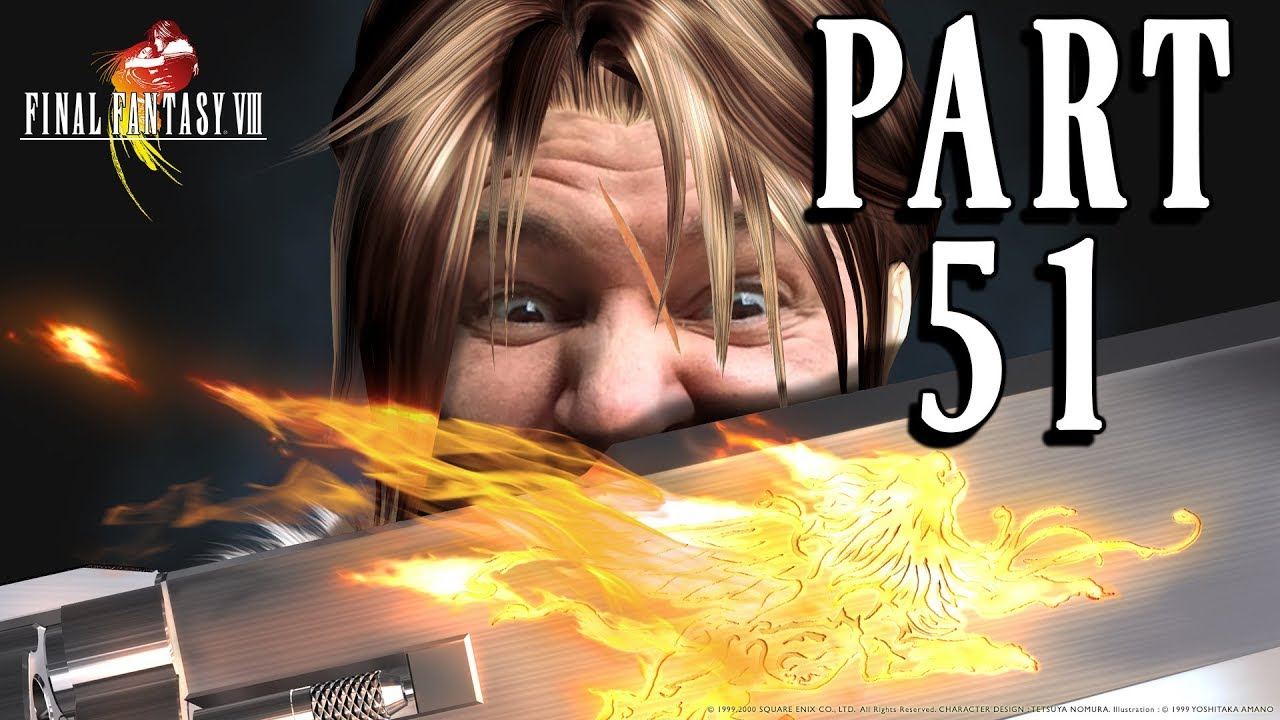 Final Fantasy VIII – Part 51: Eyes on me on me