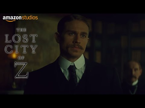 New Movie Clip for The Lost City of Z